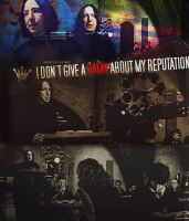 I dont give a damn by MarySeverus