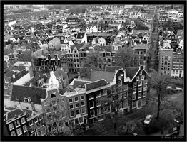 Amsterdam by oolostentity