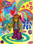 LEGO Hippie by SonicClone