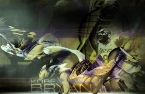 Lakers Abstract by e-klipse