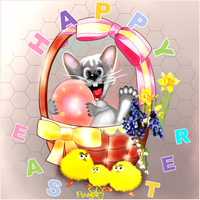 Easter 2014 by NanetteAlsop
