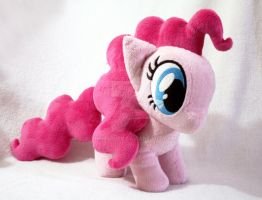 Pinkie Pie Plush MLP: FiM by TheHarley