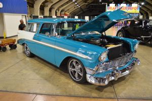 1956 Chevrolet Nomad II by Brooklyn47