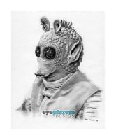 Greedo by roofoo