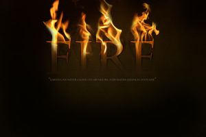 Fire in flames by soflyfx
