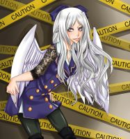 CAUTION by UmeboshiOnigiri