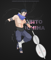 Obito Uchiha by LordSarito