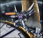 Supreme Galvatron 2.0 by Wegons