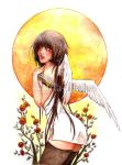 :Gift: Lina Winged by Doria-Plume