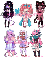 Collab Adopt Auction w/ PastelBits CLOSED by rap1993