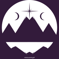 Moutain Star by minicosmicgirl