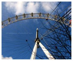 London Eye by eternalyume