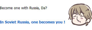 Cleverbot: In Soviet Russia... by MangaCatXD