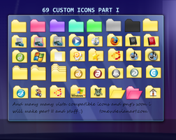 Custom PNG folders by tonev