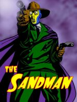 The Sandman by jaypiscopo