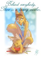 Happy mother's Day by koyote974