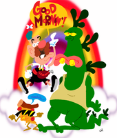 Uncle Grandpa by Chopfe