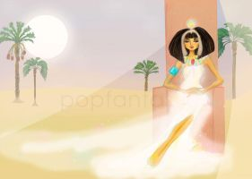 Pharoah Cleopatra: Egypt by PopFantastic