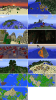 I'm a minecraft addict... by lunchbox1234