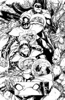 green lantern corps 48 p22 by airold