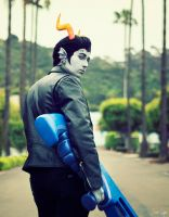 Homestuck: Cronus Ampora - cool right? by Yonejiro