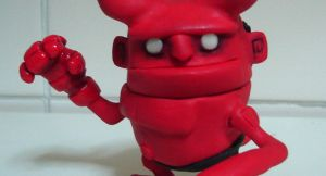 Hellboy by IgorSan