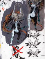 Midna concepts by Vanguard204