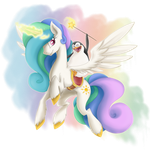 For the magic of Friendship! by MingRaine