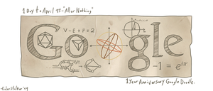 +Euler's Birthday Project AON: Day 14 to April 15+ by Serket-XXI