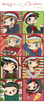Avengers Free Christmas Icons! by ArcherVale