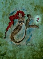 Mermaid.. by lydioum