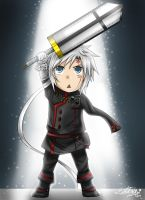 +I have the power XD+ by Evil-usagi