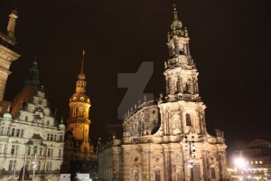 Dresden 23.12.11 by BlackChester