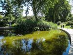 Lakes of Parc de Bercy by EUtouring