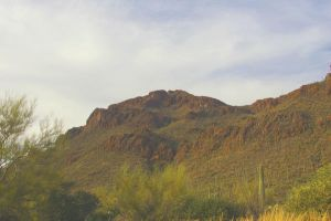 Craggy Tucson Mountains by PatGoltz