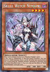 Skull Witch Nemain by Nikoness (Series 9, 2014) by MasterRa