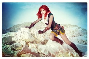 triss cosplay by Selen-cosvamp