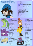 Steffy Trainer Profile by ScarfGengar