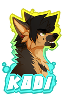 Kodi badge 2014 by iKodi