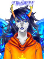 Vriska God Teir: Theif of Light by AnimeShark