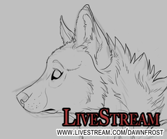 Livestreaming by DawnFrost