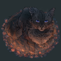 Cinderpelt by Aria-Hope