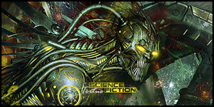 Science Fiction by Tortuegfx