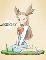 Pokemon: Jasmine