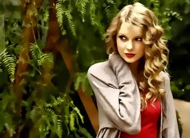 Taylor Swift by kingwicked
