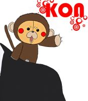 Monkey Kon by sakuradbzgirl15