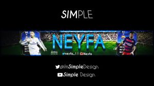 Banner Neyfa by ImSimpleDesign