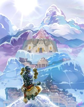 Overwatch Destinations: Nepal by Total-Wad