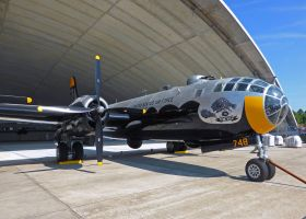 Boeing B-29 Superfortess by homicidal45