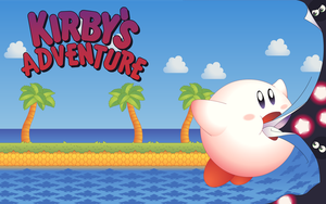 Kirby's Adventure by Doctor-G